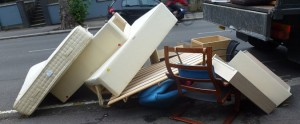 Mattress disposal in Cork