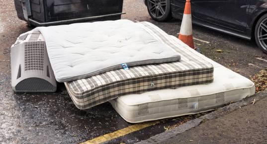 Free mattress disposal Cork