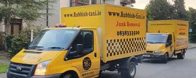 Rubbish removal services in Dublin