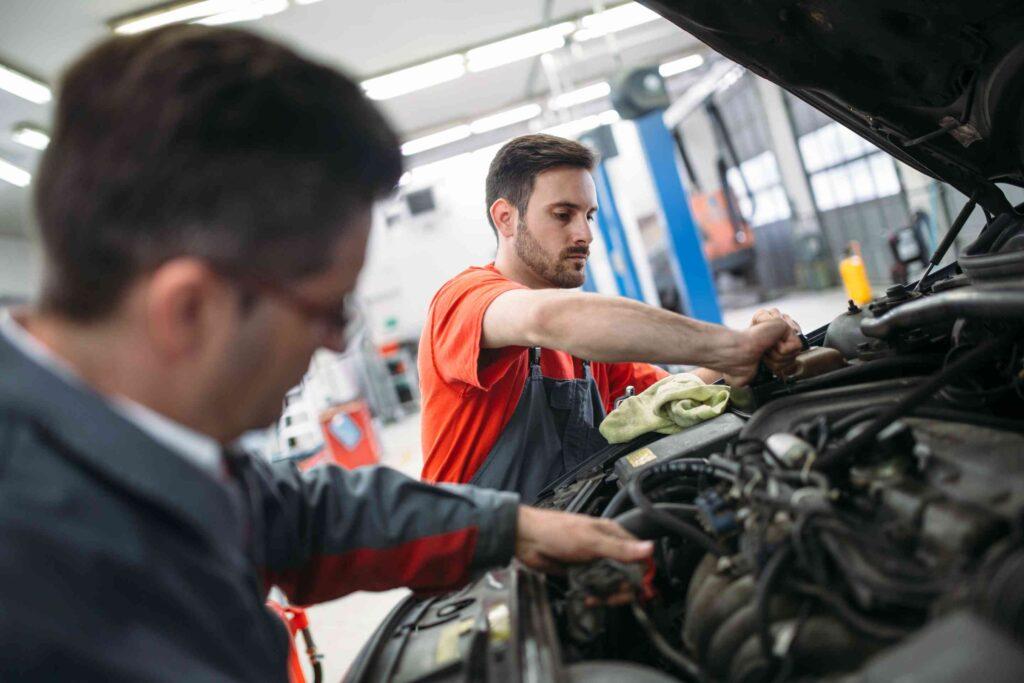 Car service mechanic Dublin 15
